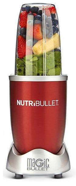 купить Блендер стационарный Nutribullet Nutribullet 600 5pcs Red в Кишинёве
