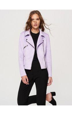Куртка RESERVED Фиолетовый sm712-04x