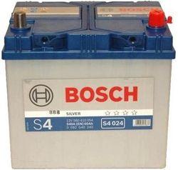 Аккумулятор Bosch Silver S4 024 (0 092 S40 240)