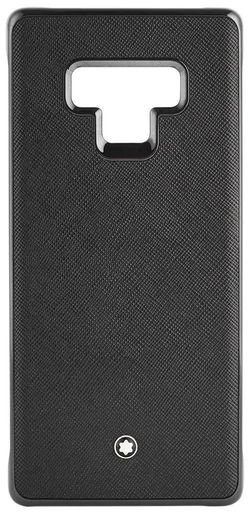 купить Чехол для смартфона Samsung GP-N960 Montblanc, Black в Кишинёве