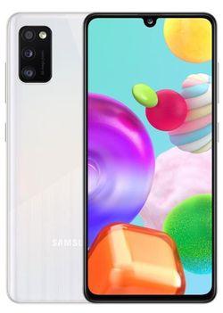 cumpără Smartphone Samsung A415/64 Galaxy A41 WHITE în Chișinău