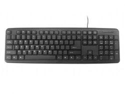 Клавиатура Gembird KB-U-103-RU, Black