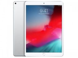 Планшет Apple iPad Air 64Gb Wi-Fi+4G Silver (MV0E2RK/A)
