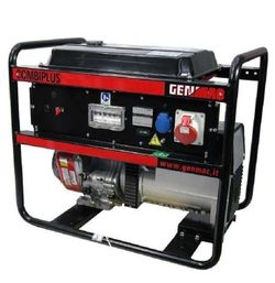Generator de curent Genmac 7300R (09405GMC)
