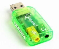 Звуковая карта Gembird SC-USB-01