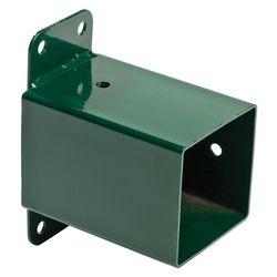 Уголок - упор для квадратной балки 90х90 мм