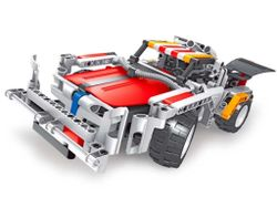 8009, XTech Bricks: 2in1, 2Sport Cars, R/C 4CH, 326 pcs
