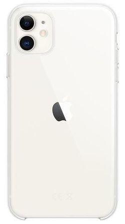 cumpără Husă pentru smartphone Apple iPhone 11 Clear Case (MWVG2) în Chișinău