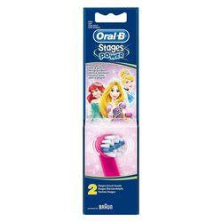 купить Аксессуар для зубных щеток Oral-B Kids Princess 2buc. в Кишинёве