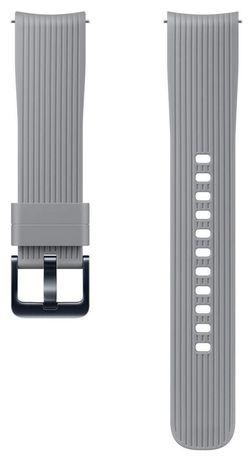cumpără Accesoriu pentru aparat mobil Samsung ET-YSU81 Silicone Band for 42mm, Gray în Chișinău