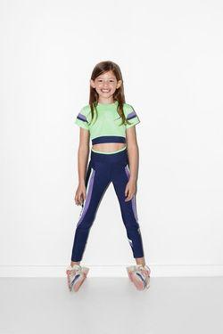 Pantaloni ZARA Albastru inchis 1044/160/400