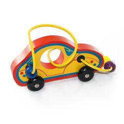 Лабиринт, Машинка на колесиках, код 111650