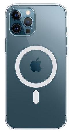 купить Чехол для смартфона Helmet iPhone 12 Pro MAX Magsafe Clear Case в Кишинёве