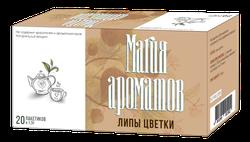ЛИПЫ ЦВЕТКИ, фиточай 1,5 г №20