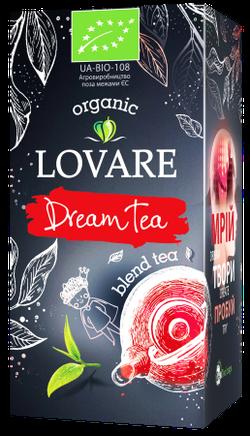 Lovare Organic DreamTea 24п