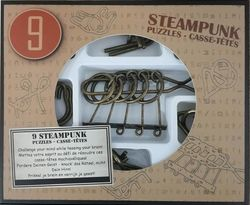 cumpără Jucărie Eureka 473206 9 Steampunk Puzzles - (brown box) în Chișinău