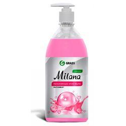 MILANA FRUIT BUBBLES Крем-мыло жидкое увлажняющее 1 л