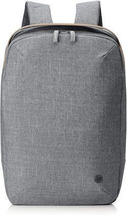 купить Рюкзак для ноутбука HP NB Backpack - HP RENEW 15 Grey Backpack в Кишинёве