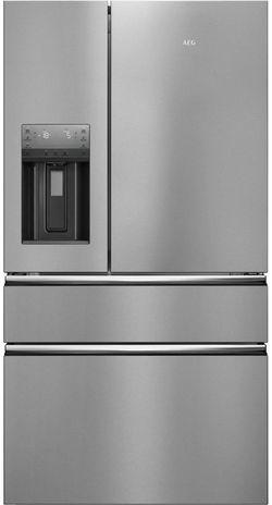 купить Холодильник SideBySide AEG RMB96716CX в Кишинёве