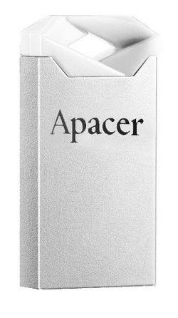 USB Flash Drive Apacer AH111 32Gb Silver-Crystal (AP32GAH111CR-1)