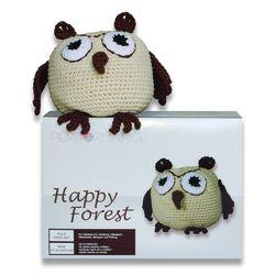 Set de creație Happy Forest, Bufniță