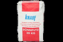 Штукатурка гипсовая Knauf Dunnputz 30 kг