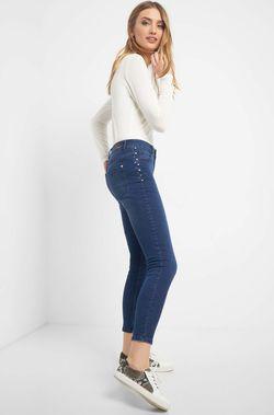 Pantaloni ORSAY Albastru 359165 orsay