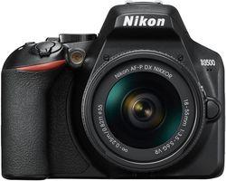 cumpără Aparat foto DSLR Nikon D3500 kit AF-P 18-55VR black în Chișinău