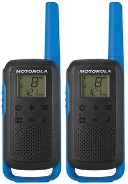 купить Рация Motorola T62 Blue в Кишинёве