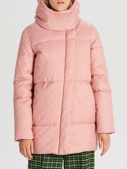 Куртка CROPP Светло розовый