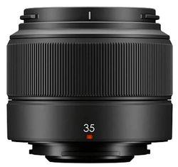 купить Объектив FujiFilm Fujinon XC35mm F2 black в Кишинёве