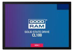 """cumpără Disc rigid SSD GoodRam CL100 G2 120GB SATA3 2.5"""" în Chișinău"""