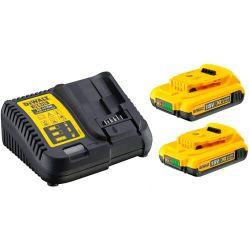 Аккумулятор для инструмента DeWalt DCB115D2 + 2 Battery