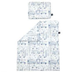 Комплект подушка+одеяло LaMillou Organic Jersey Route 66