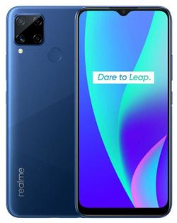 купить Смартфон Realme C15 4/64GB Blue в Кишинёве