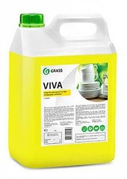 Lichid pentru spălarea vaselor Viva 5000gr