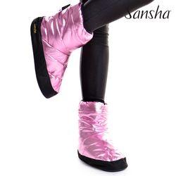 Sansha Booties TIBET WOOD Pink marime 35-36