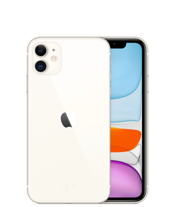 Apple iPhone 11 128 GB, White MD