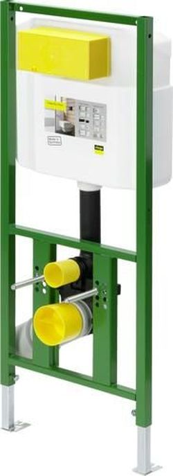 Carcas pentru WC suspendat Viega Eco Plus