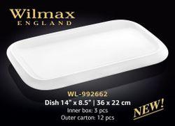 Блюдо WILMAX WL-992662 (36 x 22 см)