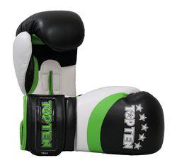 Боксерские перчатки Stripe - Top Ten