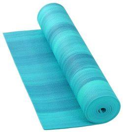 Коврик для йоги Bodhi Ganges Blue -6мм