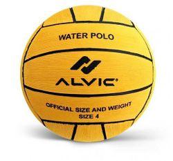 Мяч водное поло Alvic N4 желтый (512)