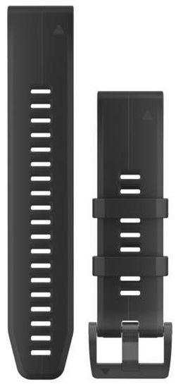 купить Аксессуар для моб. устройства Garmin QuickFit 22 Black/Black Silicone в Кишинёве
