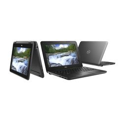 Dell Latitude 11 3190 2-in-1, Black