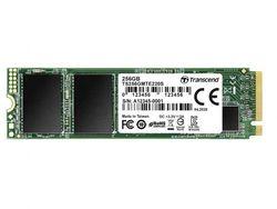 .M.2 NVMe SSD 256GB Transcend 220S [PCIe 3.0 x4, R / W: 3500/2100MB / s, 210/290K IOPS, SM2262, 3DTLC]