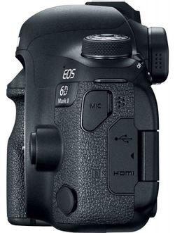Aparat foto DSLR Canon EOS 6D Mark II Body