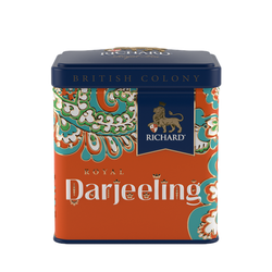 Richard British Colony Royal Darjeeling 50гр