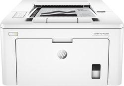 Принтер HP LaserJet Pro M203dw, White