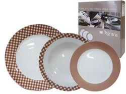 Набор тарелок Olimpia Scozzese, 3шт